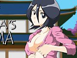 Sexy Rukias and Ichigo - English hentai game - Press the space bar to make Ichigo cum befor time runs out.