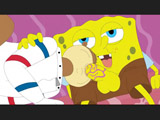 spongebob. Square pants Dick Spongebob loves when silly squirel gives him nice blowjobs.