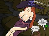 Big Tits Witch...