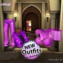 3D world - New hairstyles and...