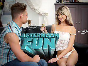 Afternoon fun - interactive sex games