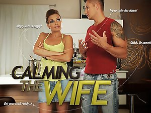 free interactive sex - Calming my wife