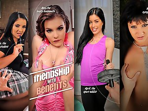 Friendship with Benefits - interactive sex game