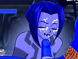 Sexy Cortana - Cortana is a perfect dicksucker. She makes awesome blowjobs and she can also make it deepthroat. Make her suck her head.