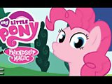 My Little Pony - Meet Pinky Pie babe and have fun! See the evil tentackles which have caught her!