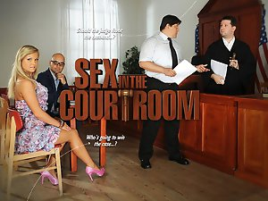 interactive sex - Sex in the courtroom