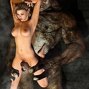 Beast porn