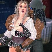 Hot 3D fantasy porn