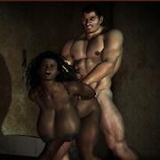 Interracial sex fantasies