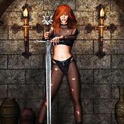Hot fantasy babes