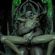 Black magic elf sex rituals