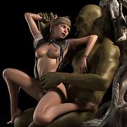 Fantasy sex world