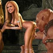 Fantasy sex porn