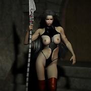 Fantasy elf sex