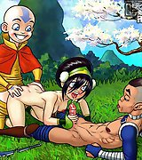 Avatar cartoon sex porn