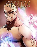 Greatos god of whores - porn comics