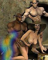 Evil spirits sex party