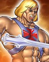 Masters of the Universe - xxx comics
