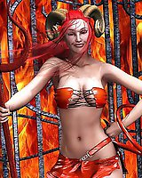 Hot Fantasy 3D pictures