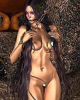 Fantasy xxx porn - 3D sex