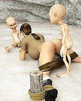Lara Croft 3D xxx images
