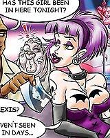 Hot Jab comics Omega Girl sexy chicks fucked