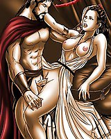 300 this is sparta cartoon porn