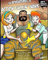 Action Fucking Hank