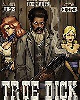 True Dick interracial porn