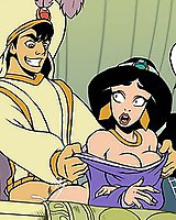 Jasmine fucked - Cartoon Sex