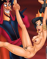 Disney Alladin hot cartoon porn