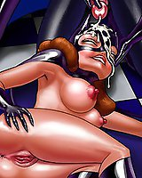 Batman drawn porn bitches pics