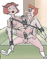 Jetsons BDSM  - domination and submission