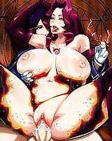 Fullmetal Alchemist - mistic anime porn