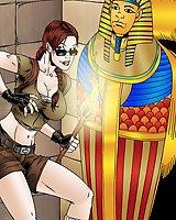 Lara croft cumshot pics toon xxx comics